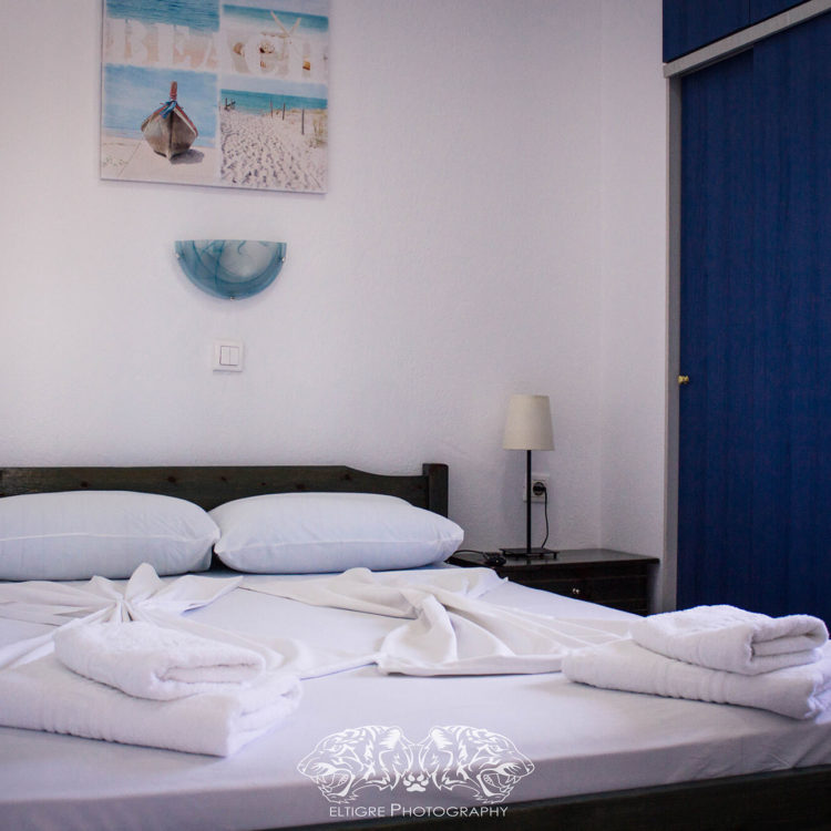 Booking Apartment up to 3 persons Meandros Village Vrasna Beach www.meandrosvillage.gr