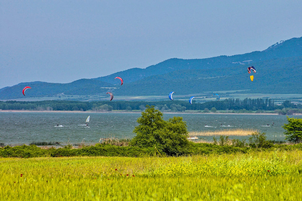 Water Sports at Lake Volvi